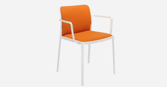truedesign_kartell_audrey_soft_orange.white_armchair