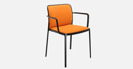 truedesign_kartell_audrey_soft_orange_armchair
