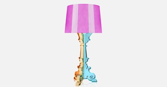 truedesign_kartell_bourgie_fuschia_lights