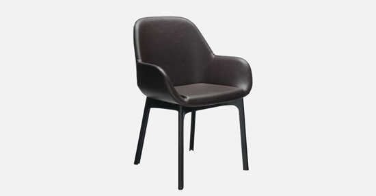truedesign_kartell_clap_pvc_brown_armchair