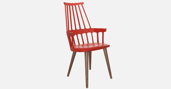 truedesign_kartell_comback_red_armchair
