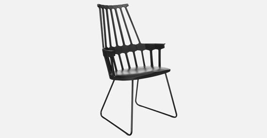 truedesign_kartell_comback_sled_black_armchair