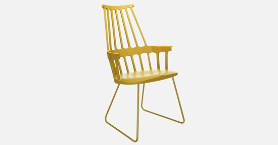 truedesign_kartell_comback_sled_yellow_armchair