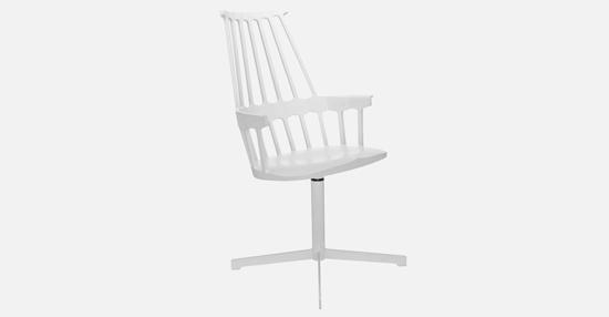 truedesign_kartell_comback_swivel_white_armchair