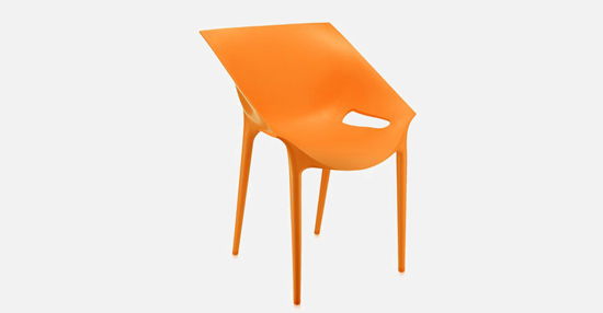 truedesign_kartell_dr_yes_orange_chair