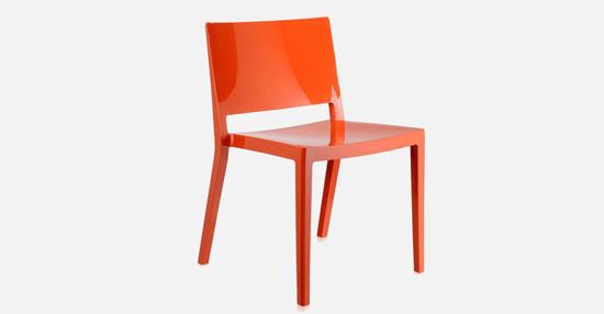 truedesign_kartell_lizz_orange_chair