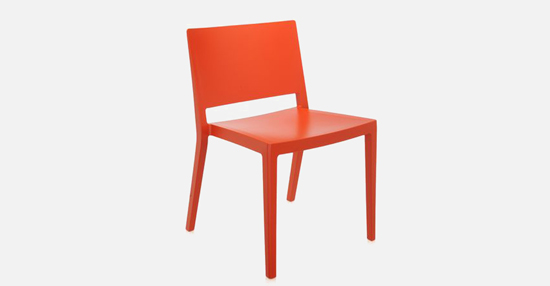 truedesign_kartell_lizz_orange_chair