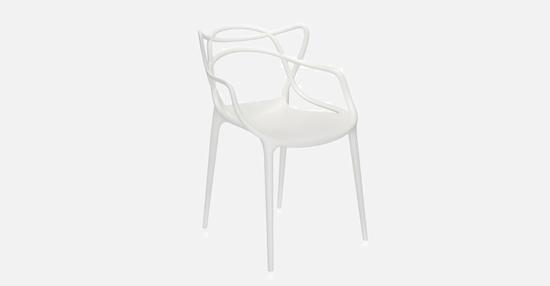 truedesign_kartell_masters_white_armchair