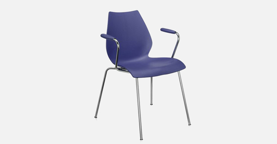 truedesign_kartell_maui_dark_blue_armchair