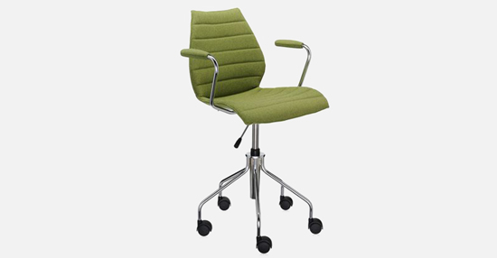 truedesign_kartell_maui_soft_green_armchair_roller