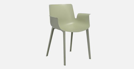 truedesign_kartell_piuma_green_armchair