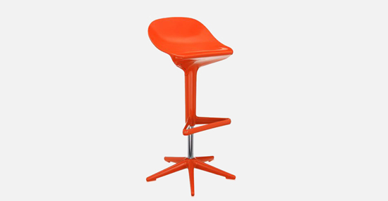 truedesign_kartell_spoon_orange_stool