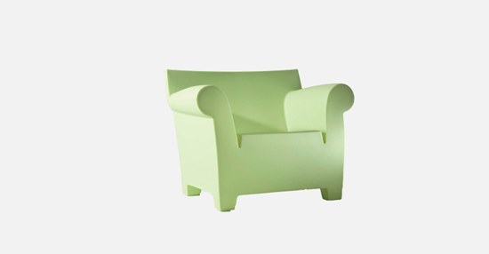 truedesign_kartell_bubble_club_green_chair
