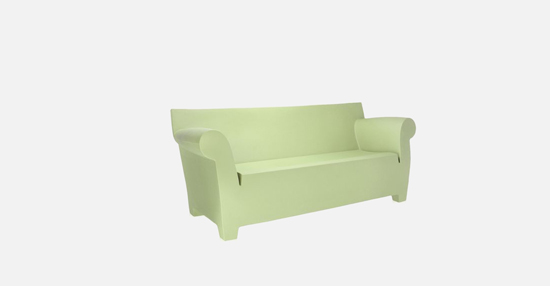truedesign_kartell_bubble_club_yellow_sofa