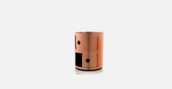 truedesign_kartell_componobili_metallic_copper_2tier_accessory