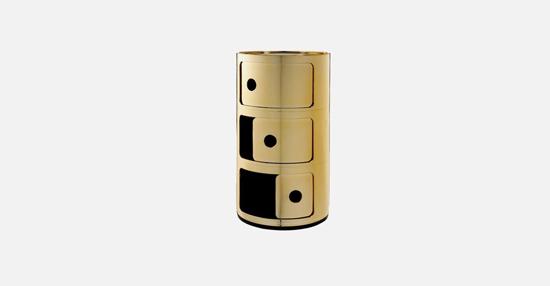 truedesign_kartell_componobili_metallic_gold_3tier_accessory