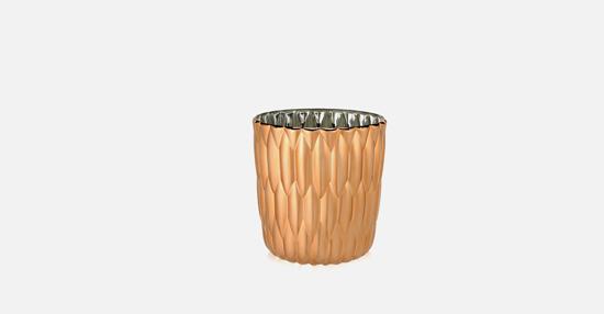 truedesign_kartell_jellie_copper_vase
