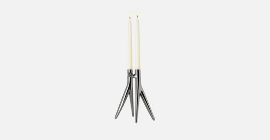truedesign_kartell_abbracciaio_gunmetal_candle_stick