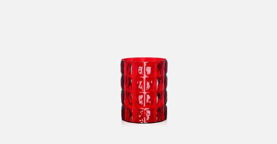 truedesign_kartell_matelasse_red_vase