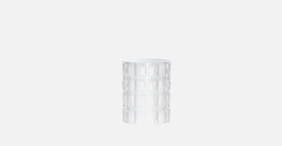 truedesign_kartell_matelasse_white_vase