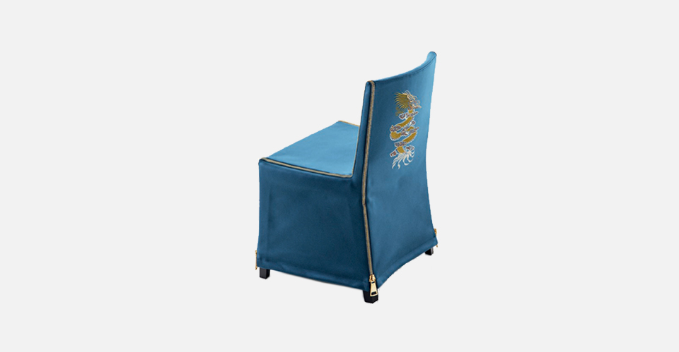 truedesign_cappellini_HARD-DRESS-ZIP-DRAGON_armchair
